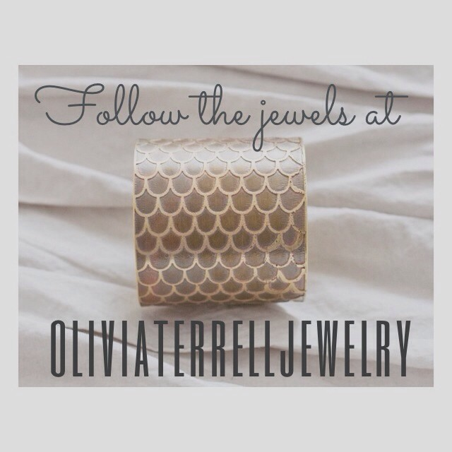Alright, y'all. I'm trying to get organized so I created a new Instagram account. Follow me for more jewelry updates & this acct will be more for daily life things. Like pictures of the trash piling up on the streets of madrid & other interesting things… @oliviaterrelljewelry