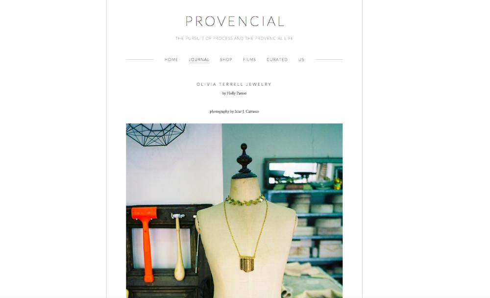 Provencial Magazine