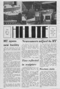 Hi Lite News Sept 1977