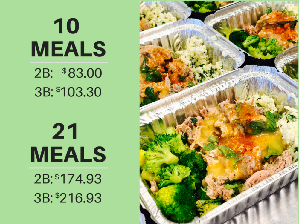 MEAL SIZESWe offer 2 meal sizes for our individual meals__-2B- Medium_ P-14g %2F C-18g %2F F-3g %2F Cal-155-3B- Large_ P-21g %2F C-27g %2F F-4.5g %2F Cal- 232 (3).png