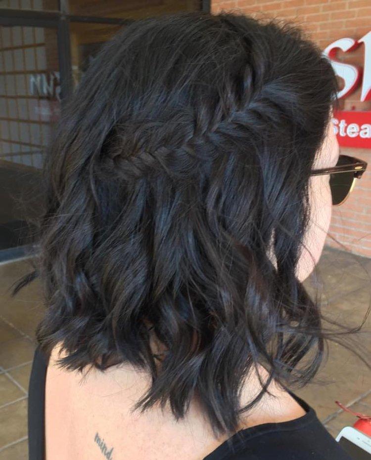 Hair by Hannah M