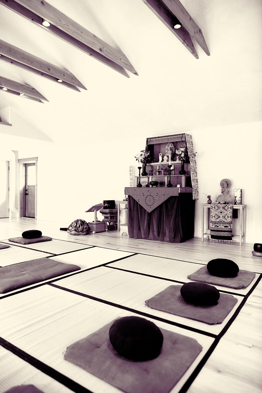 Buddha Eye Temple - Zoto Zen
