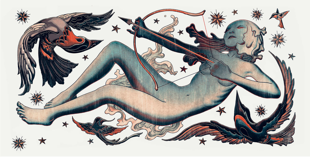 Flash Temporary Tattoos — James Jean  Store