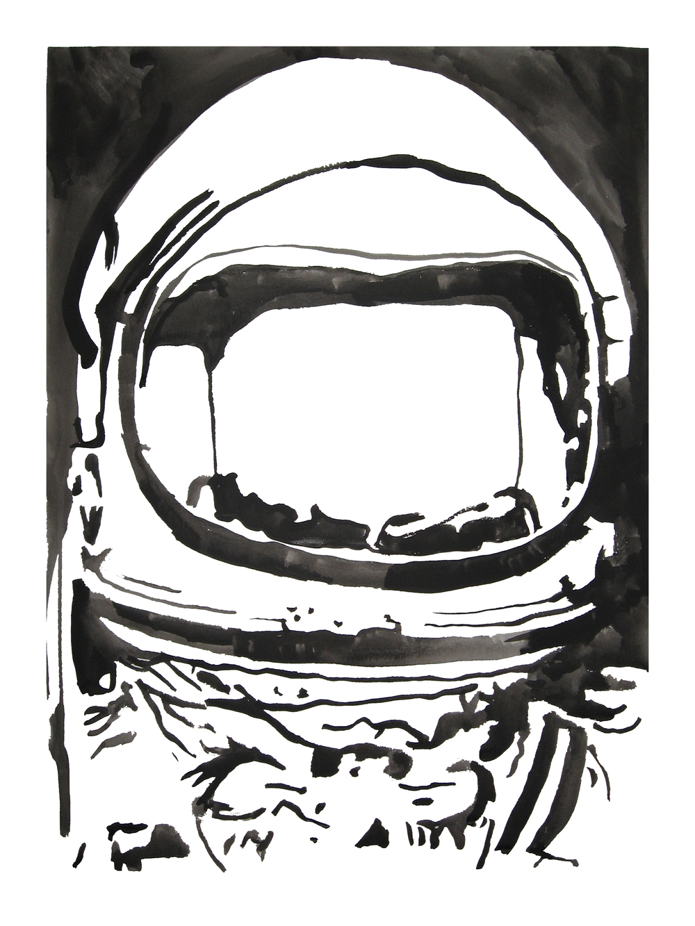 untitled. (spaceman blot 03)