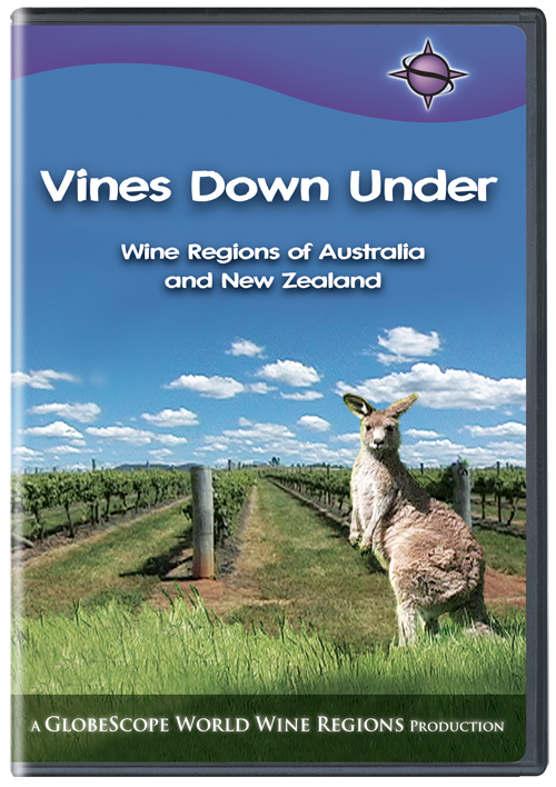 Vines Down Under: Wine Regions of Australia and New Zealand
