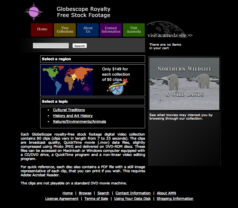 Original Website