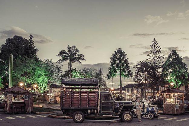 """PLAZA, FILANDIA- QUINDIO. COLOMBIA"" POR MAURICIO ARANGO M © mauricio arango m."