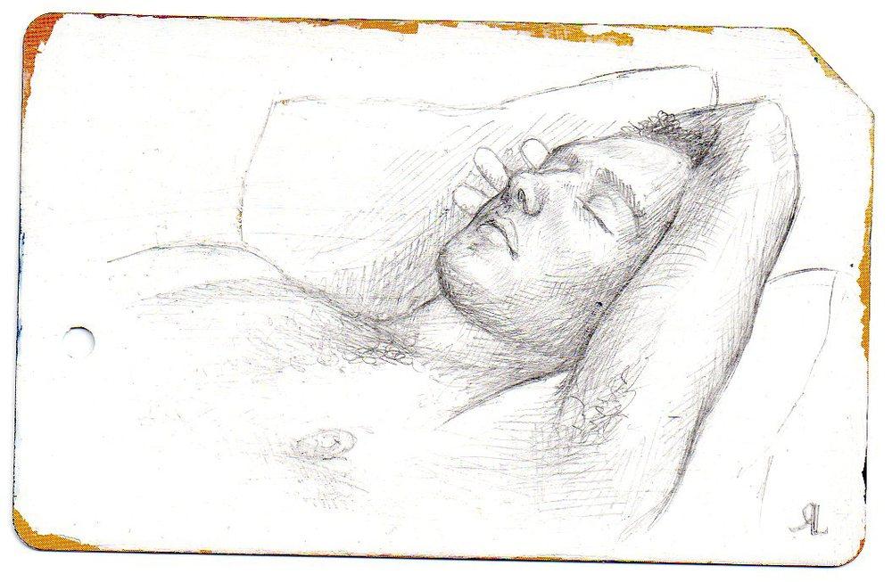 Brett, Asleep