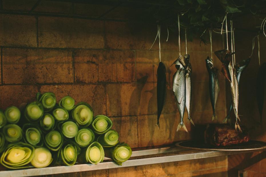 Mackerel & Leeks | Lottie Hedley, POD Gardening