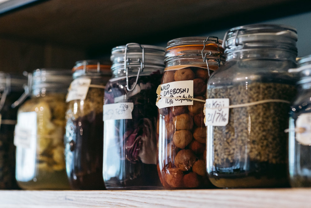 Preserves & ferments | Josh Griggs
