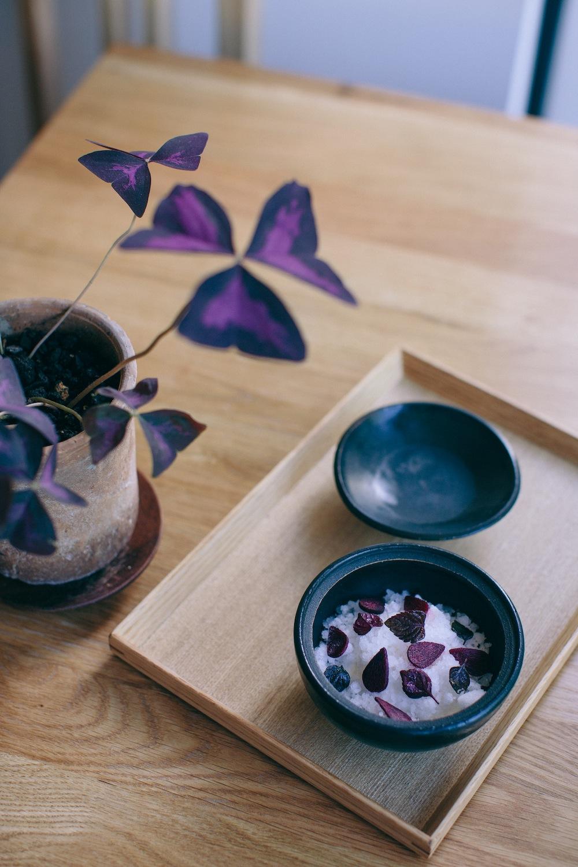 Carrot, shisho, passionfruit | Greta Kenyon