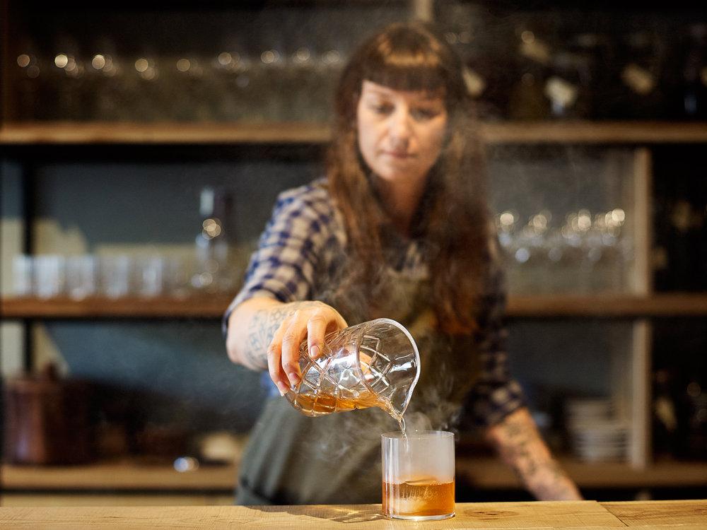 Cocktails | Aaron Mclean
