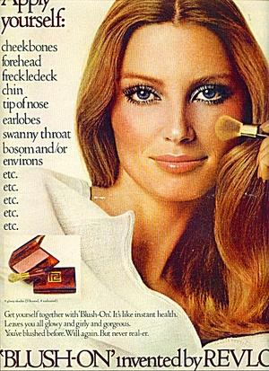 Makeup History Timeline