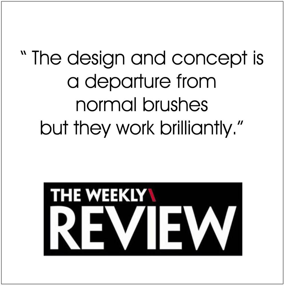the weekly review quote