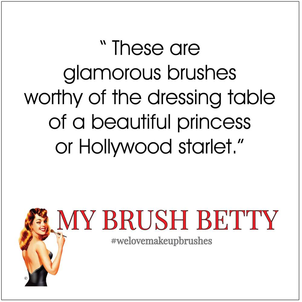 my brush betty quote