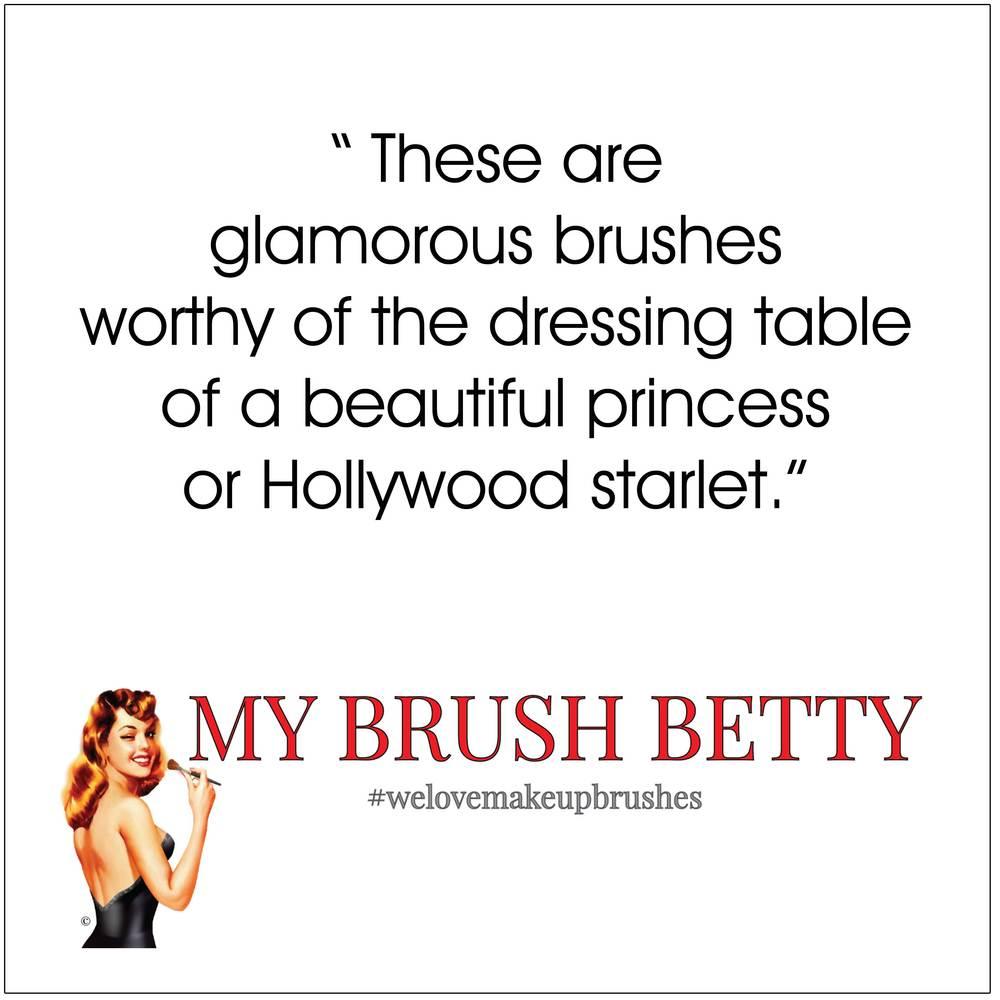 my brush betty quote