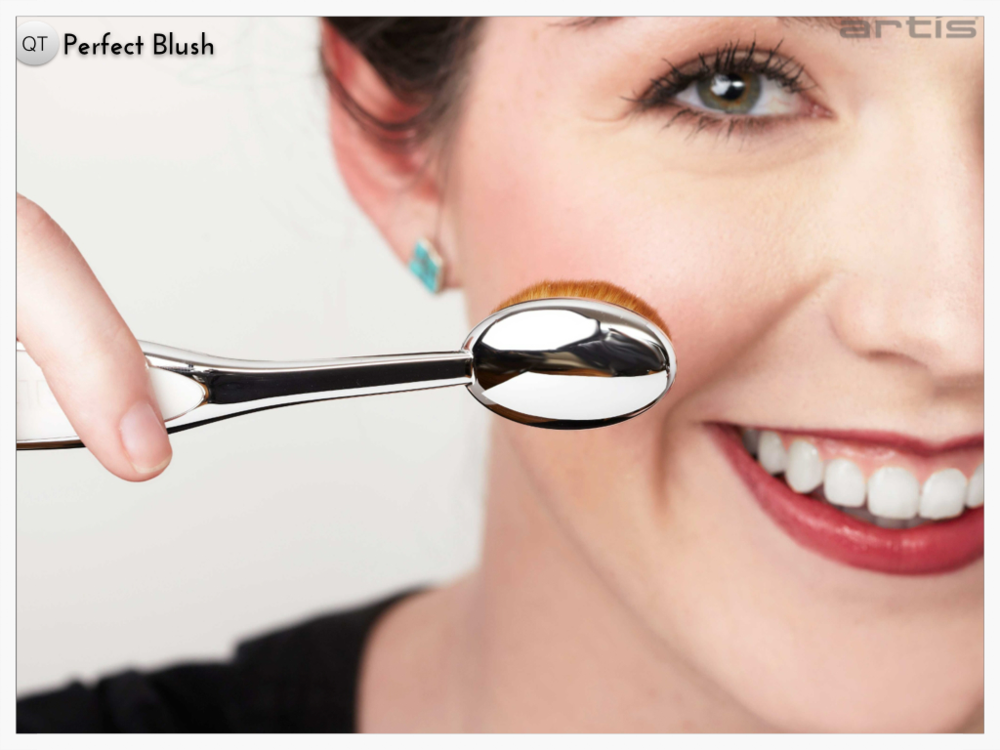 BLUSH PERFECT QUICK TUTORIAL