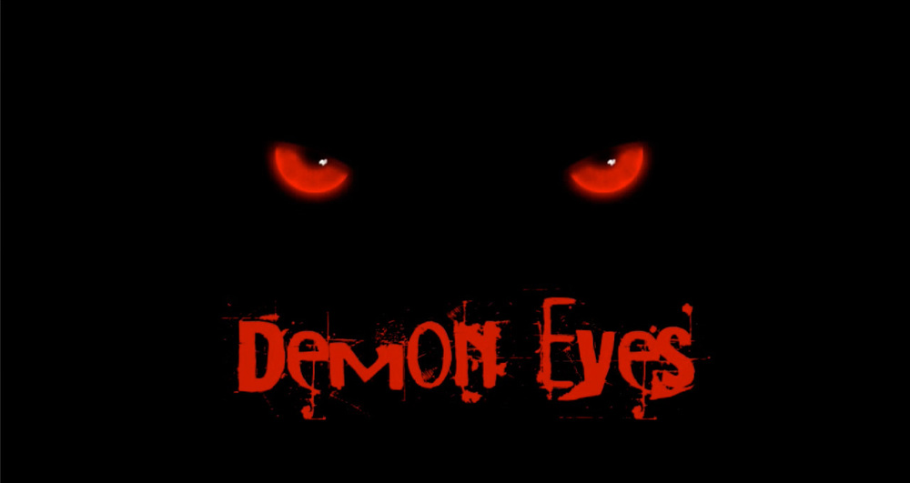 HALLOWEEN, EMANUELE CASTELLI, DEMON EYES LOOK