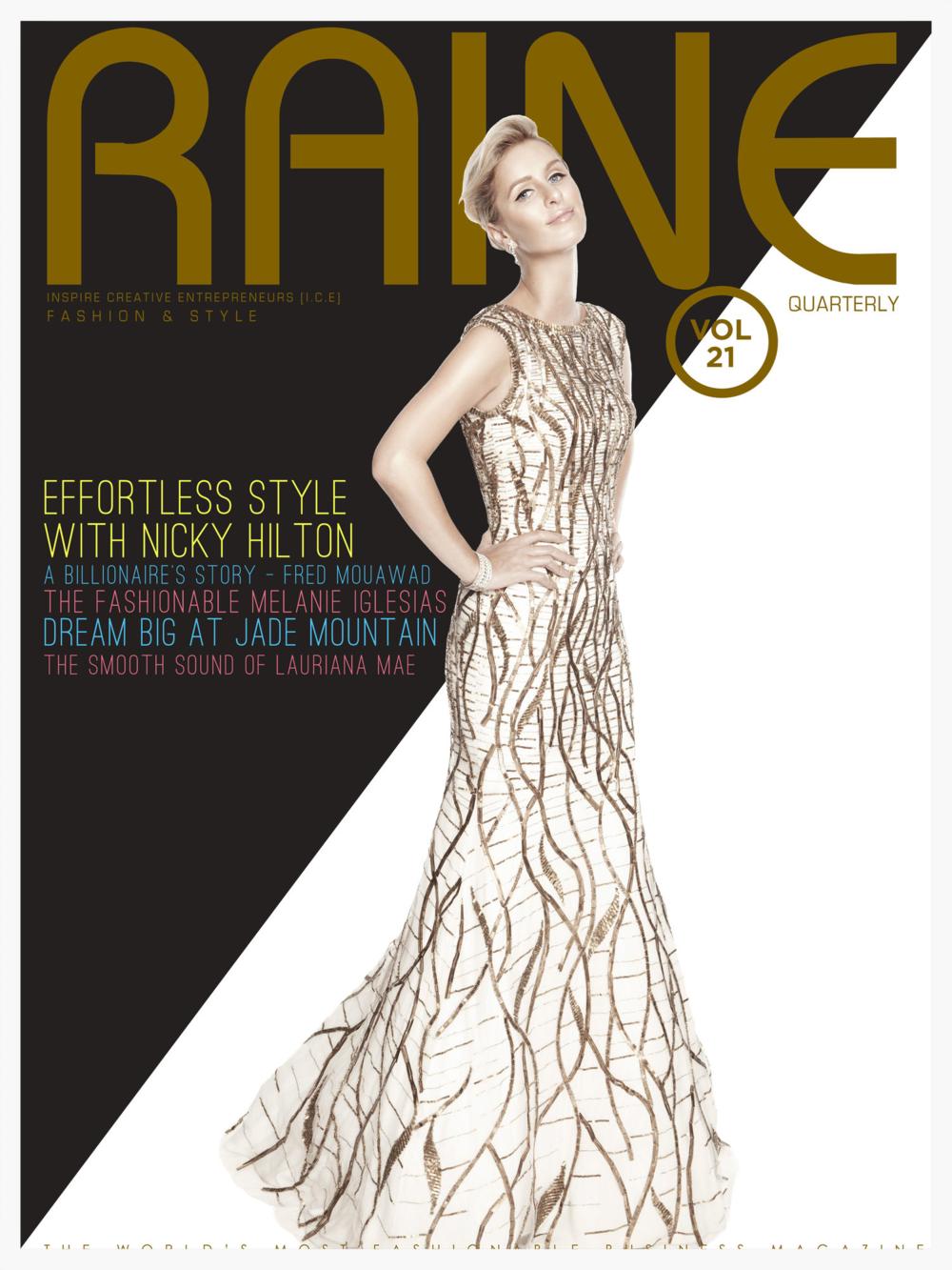 raine magazine #21