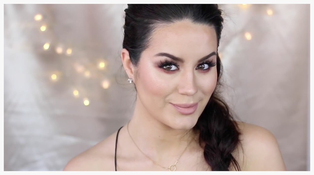 MAKEUPBYGIO, CHERYL COLE-INSPIRED MAKEUP LOOK