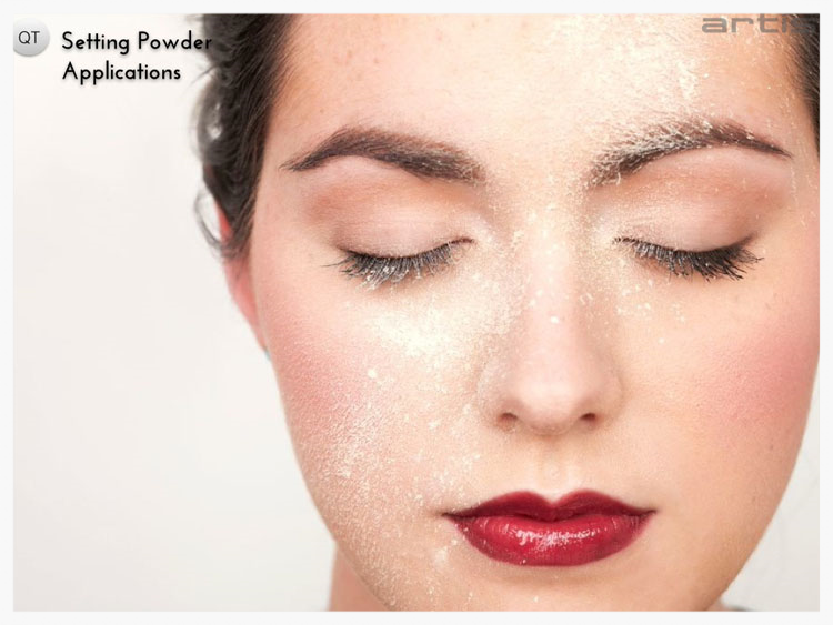 SETTING POWDER USES QUICK TUTORIAL