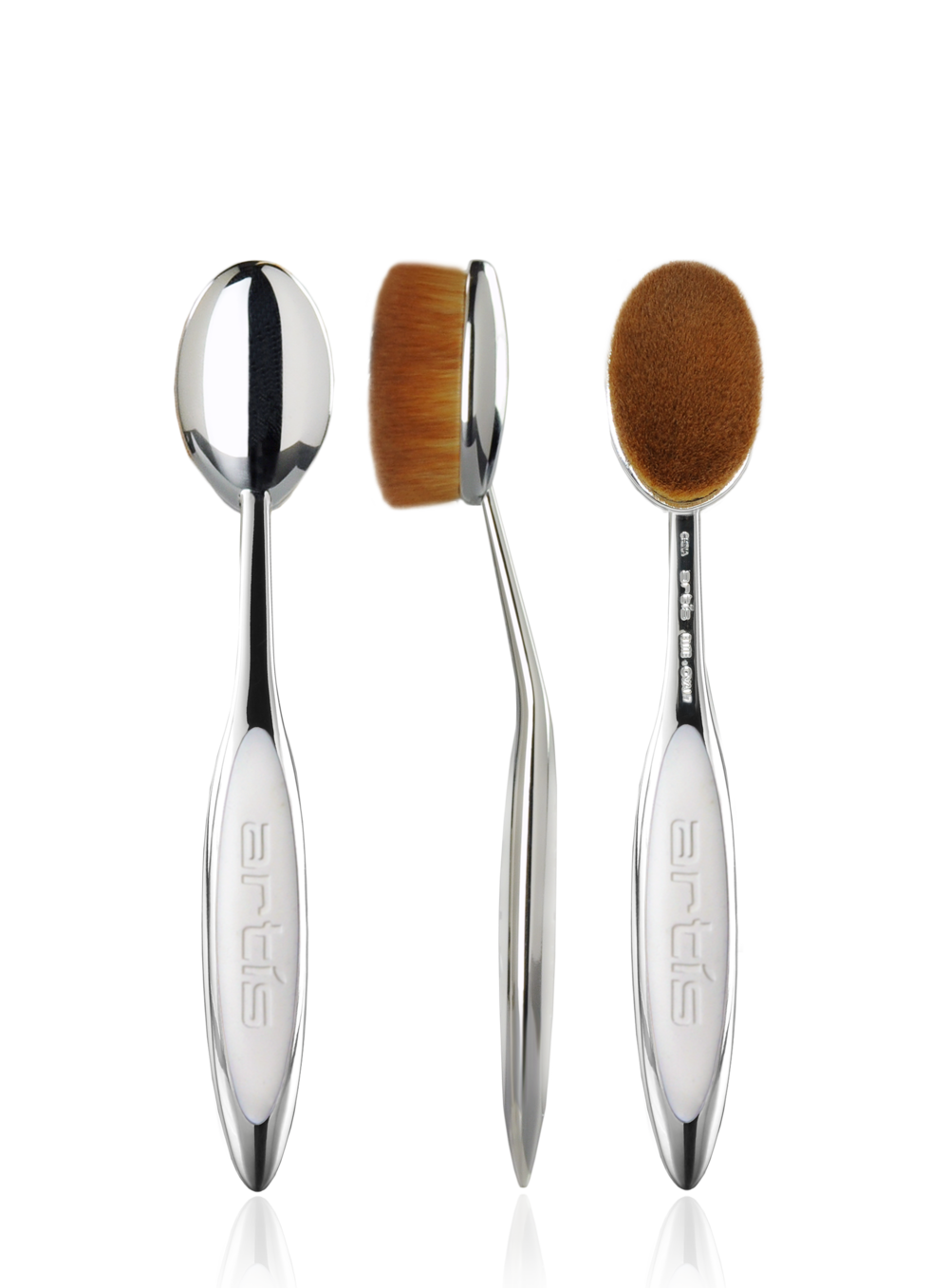1b65a5738326 Oval Makeup Brushes