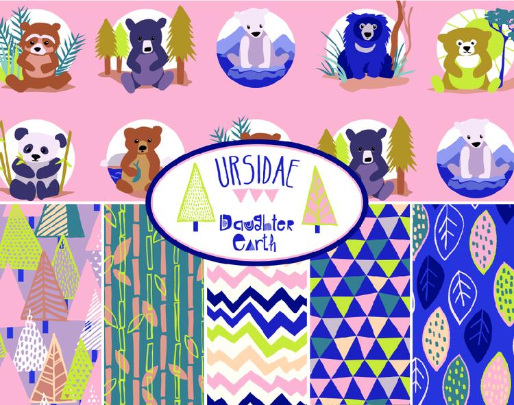 Ursidae-8-species-of-bears-fabric-collection2.jpg