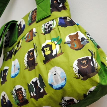 All kinds of bears bag