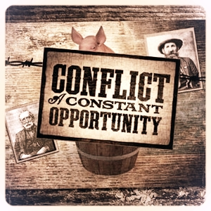 Conflict a Constant Opportunity Good Medicine Ministries Christian Sermon