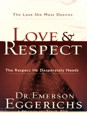 Love and Respect Dr. Emerson Eggerichs Good Medicine Ministries