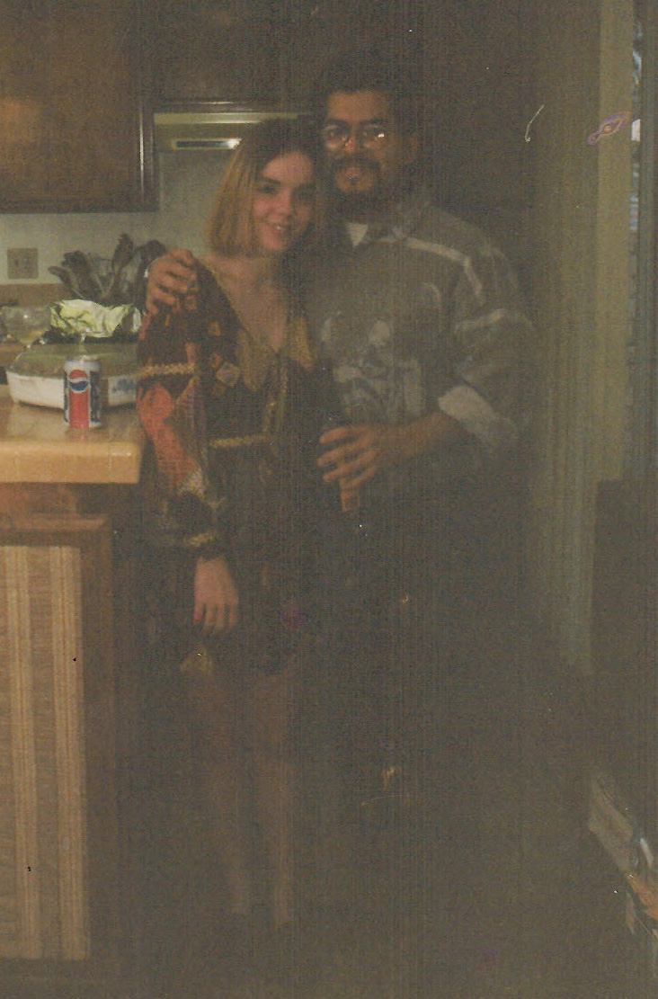 1994 our first year together