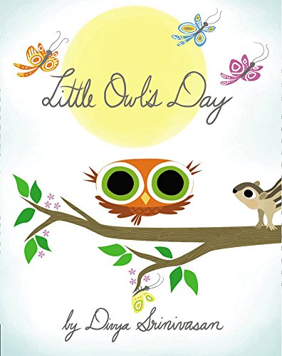 Little Owl's Day   , Divya Srinivasan