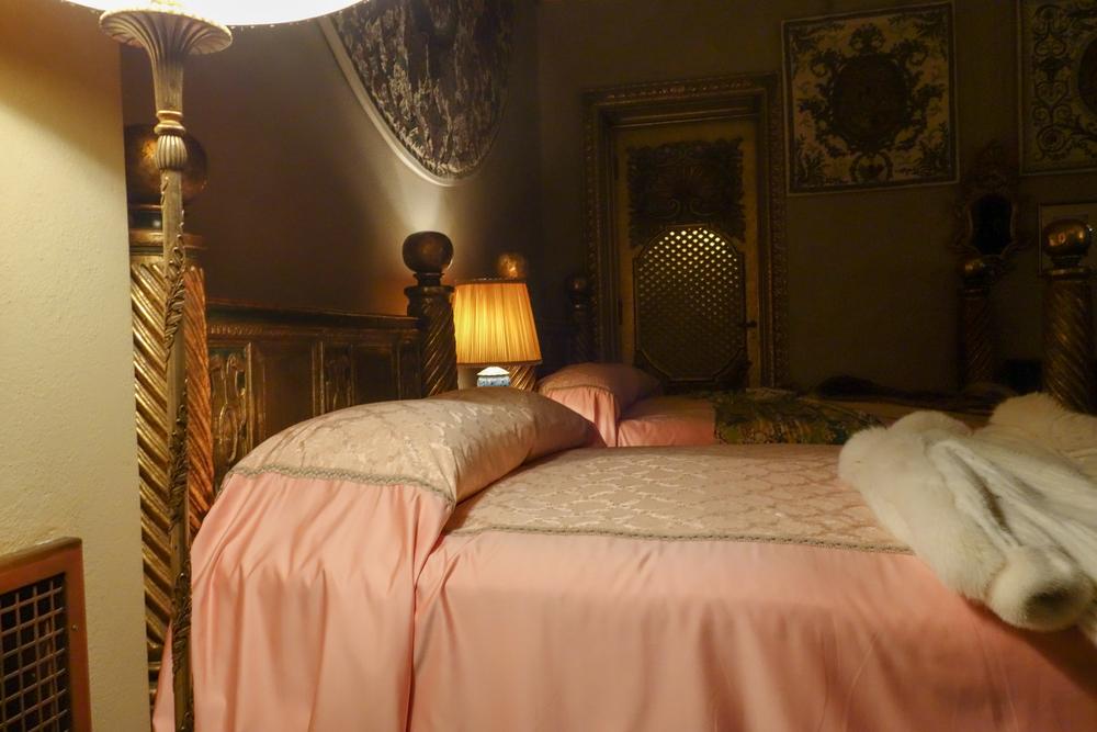 Bedroom in Casa del Mar