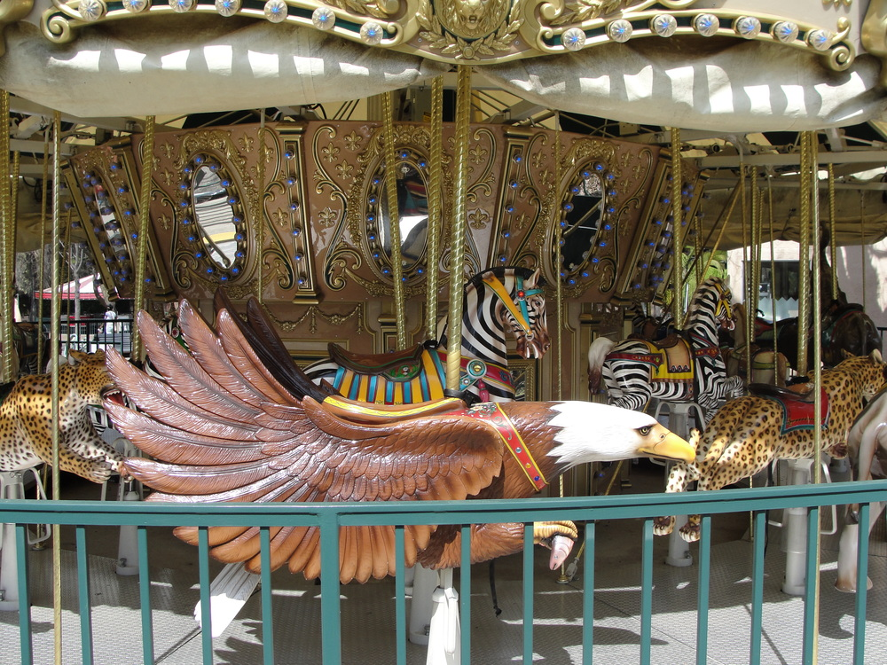 Conservation Carousel at The Oakland Zoo