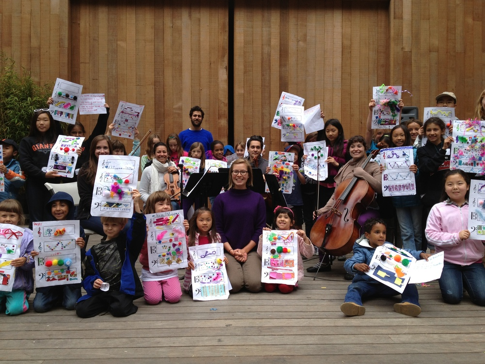 Kids Camp with Magik Magik Orchestra