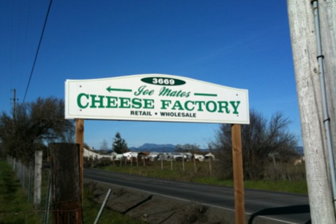 The Matos Cheese Factory