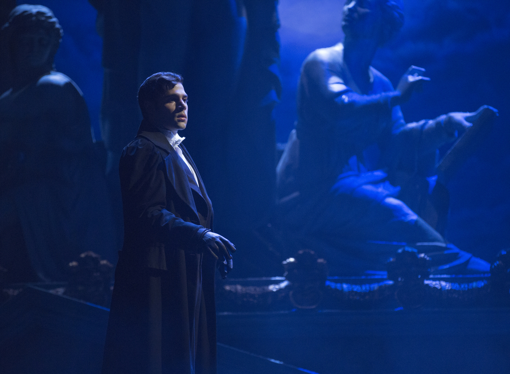 STORM LINEBERGER AS RAOUL.   PHOTO BY: MATTHEW MURPHY
