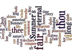 World Literature: Shakespeare's Sonnet 18