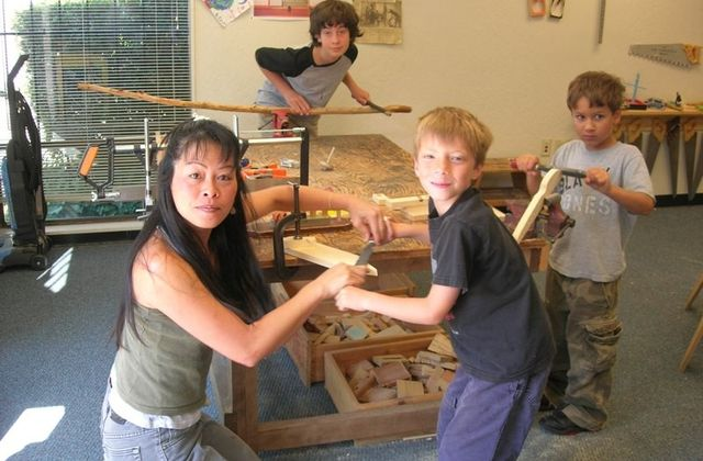 Kids' Carpentry