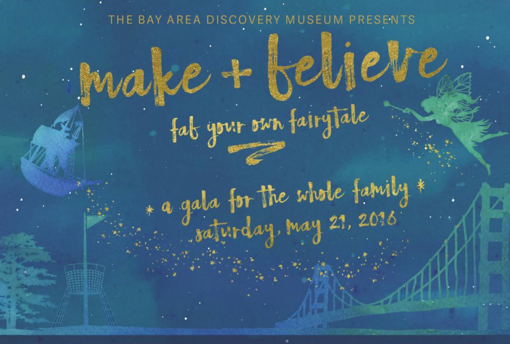 Family Gala 2016: Make + Believe