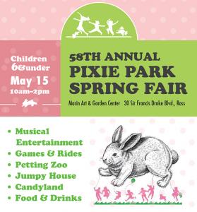 Pixie Park Annual Spring Fair