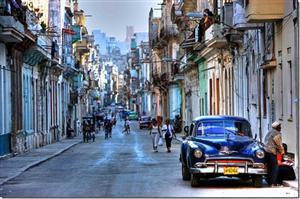 A Night in Old Havana
