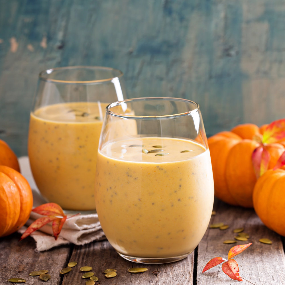 Pumpkin Spice Smoothie, UrbanSpice Nutrition