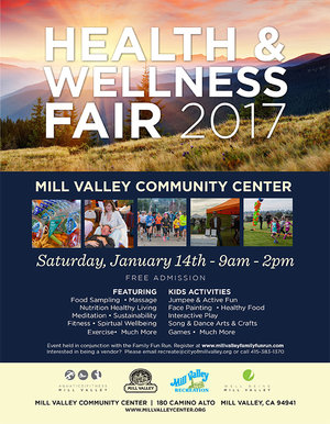 Wellness Fair Poster