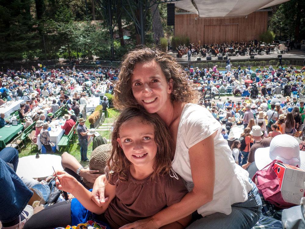 San Francisco Symphony @ Stern Grove