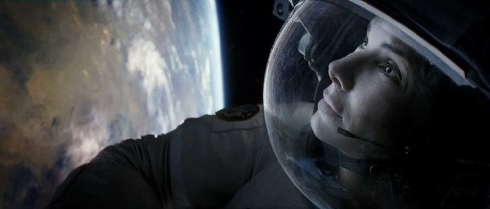 Sci-Fi Movie Night: Gravity