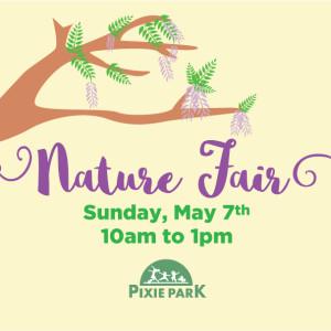 Pixie Park Nature Fair