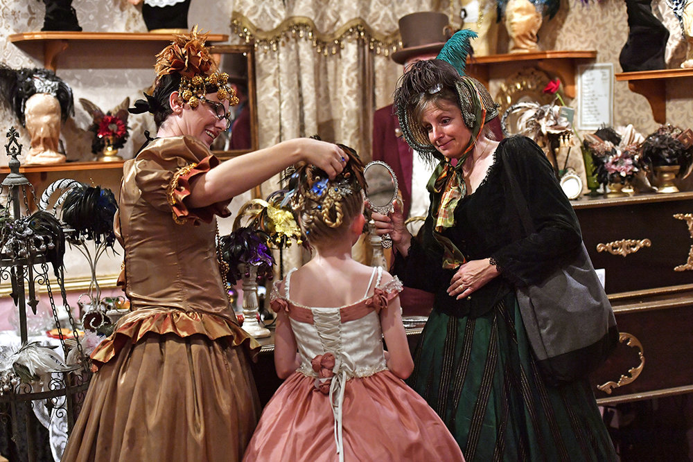 shop for one of a kind treasures at the great dickens christmas fair