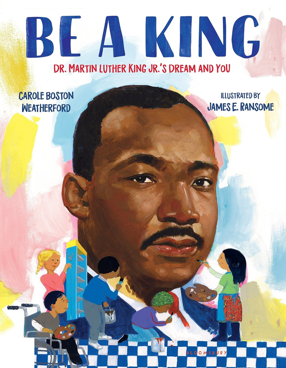 Six Important Books About Dr Martin Luther King Jr For Kids