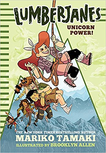 Lumberjanes - Unicorn Power